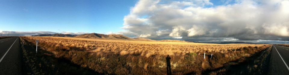 Desert Road, New Zealand